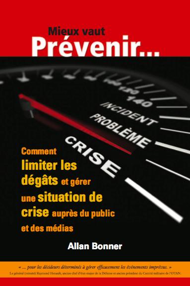 Mieux vaut prévenir… – le livre